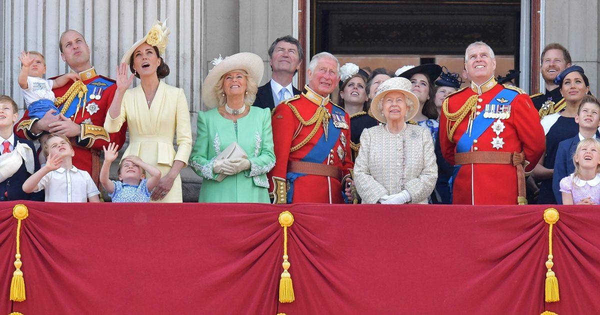 Royal Family member who racked up highest world travel costs