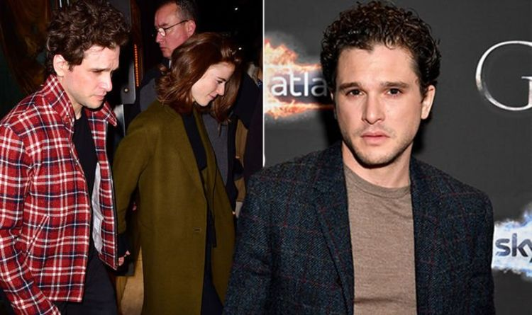Kit Harington: Game Of Thrones star 'back with wife' after seeking help for 'issues'