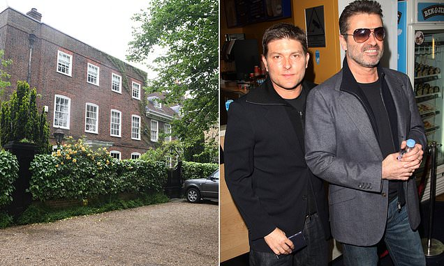 TALK OF THE TOWN: Rent George Michael's house… for £15,000 a week