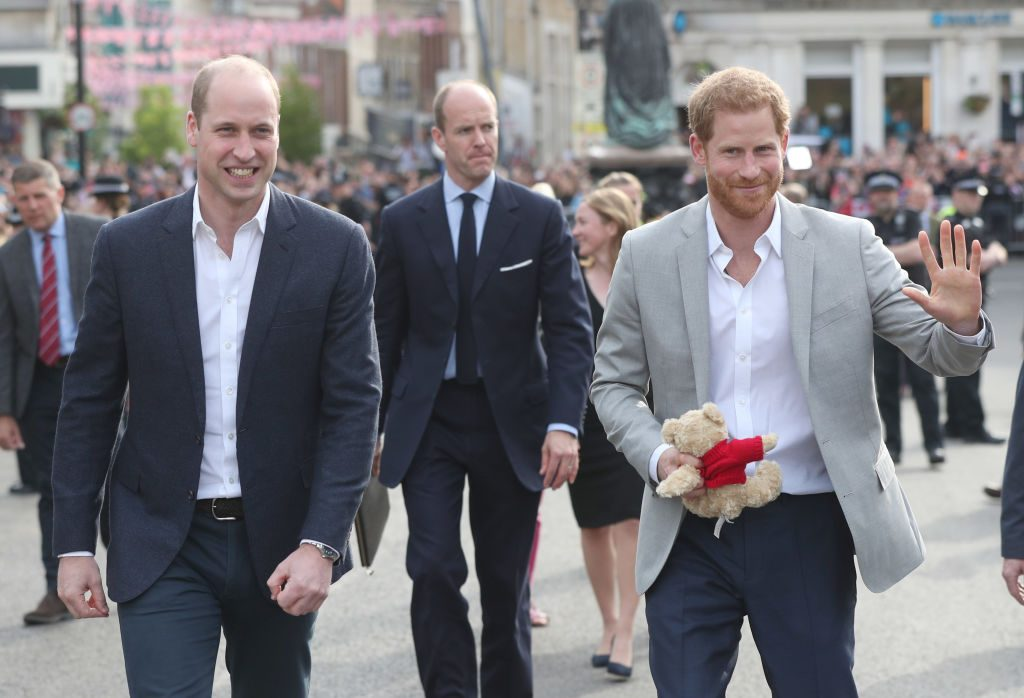 The One Big Difference Between Prince Harry and Prince William Revealed