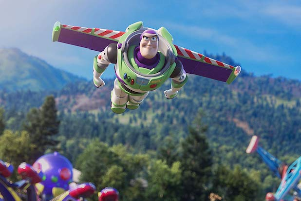 'Toy Story 4' Flies Easily Over 'Annabelle' and 'Yesterday' at Box Office