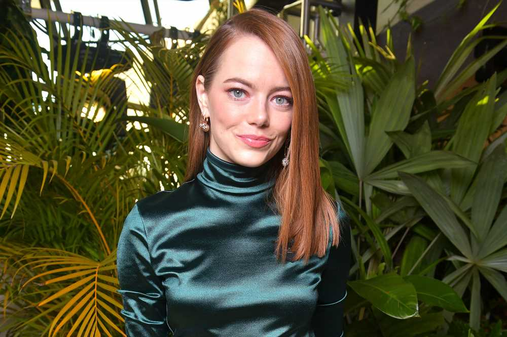 Emma Stone Suffers Shoulder Injury After 'Slipping on a Floor': Source