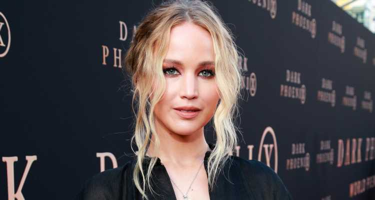 Jennifer Lawrence Got Her Makeup Done By a Drag Queen During Night Out With Adele