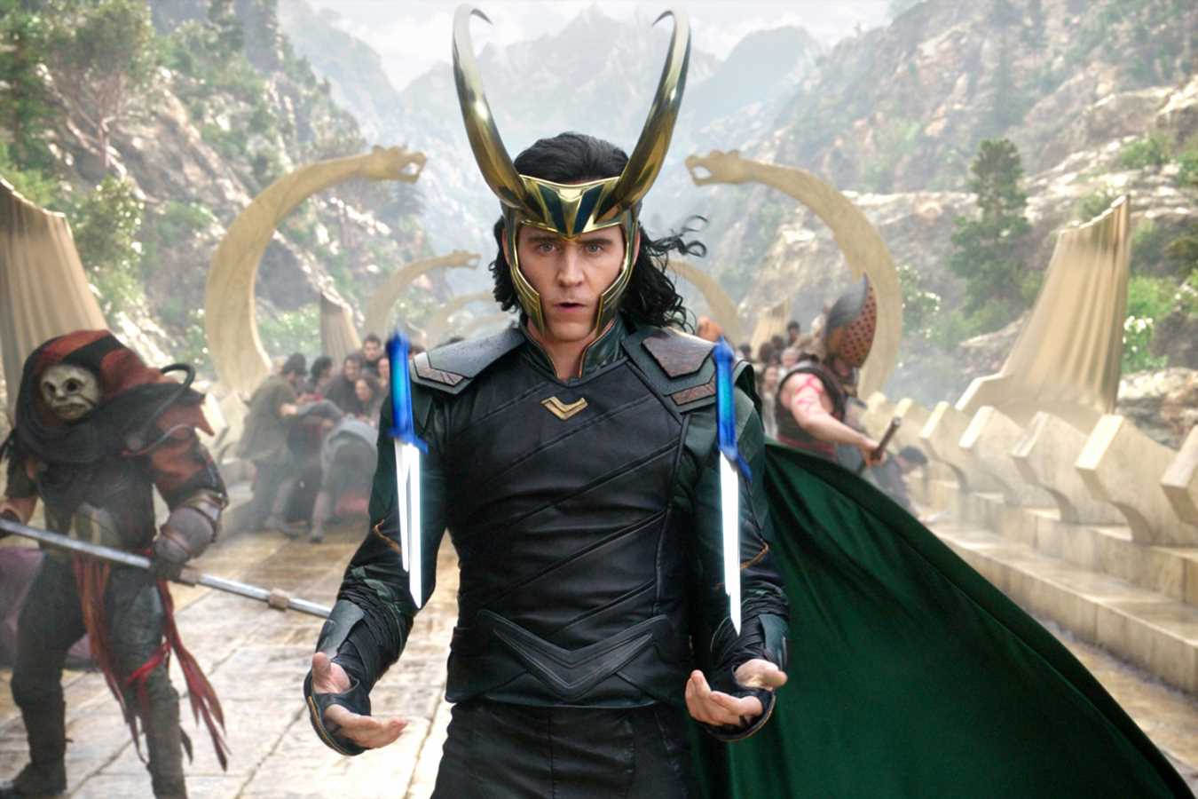 Tom Hiddleston Reveals the Surprising Connection That Helped Him Land the Role of Loki in Thor