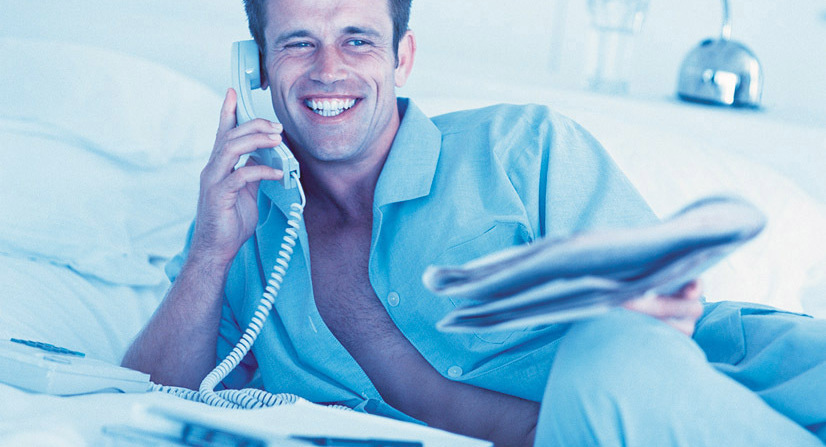 If your phone rings once in the middle of the night, don't call back