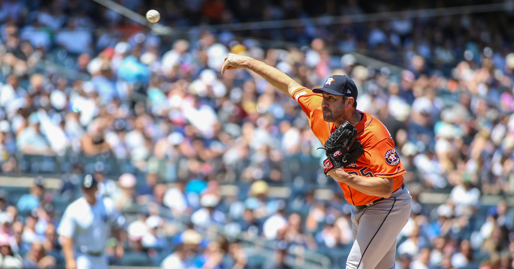 Justin Verlander Shows Yankees What They're Missing on the Mound