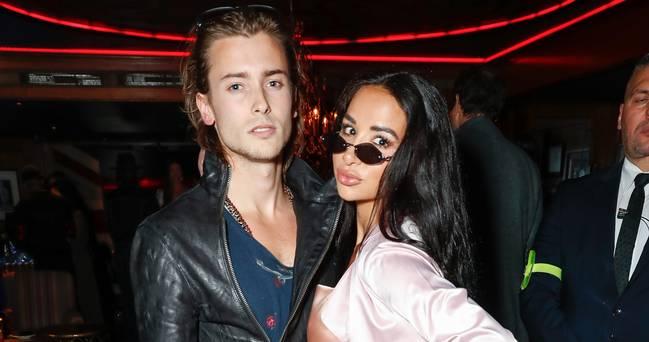 'He is truly the love of my life' – Guggi's son and Vikings star Elijah Rowen dating London influencer Natasha Grano