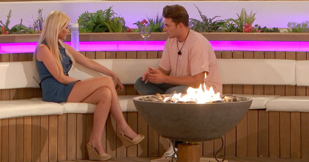 Love Island's Curtis is hiding a secret from Amy about 'relationship' with Maura