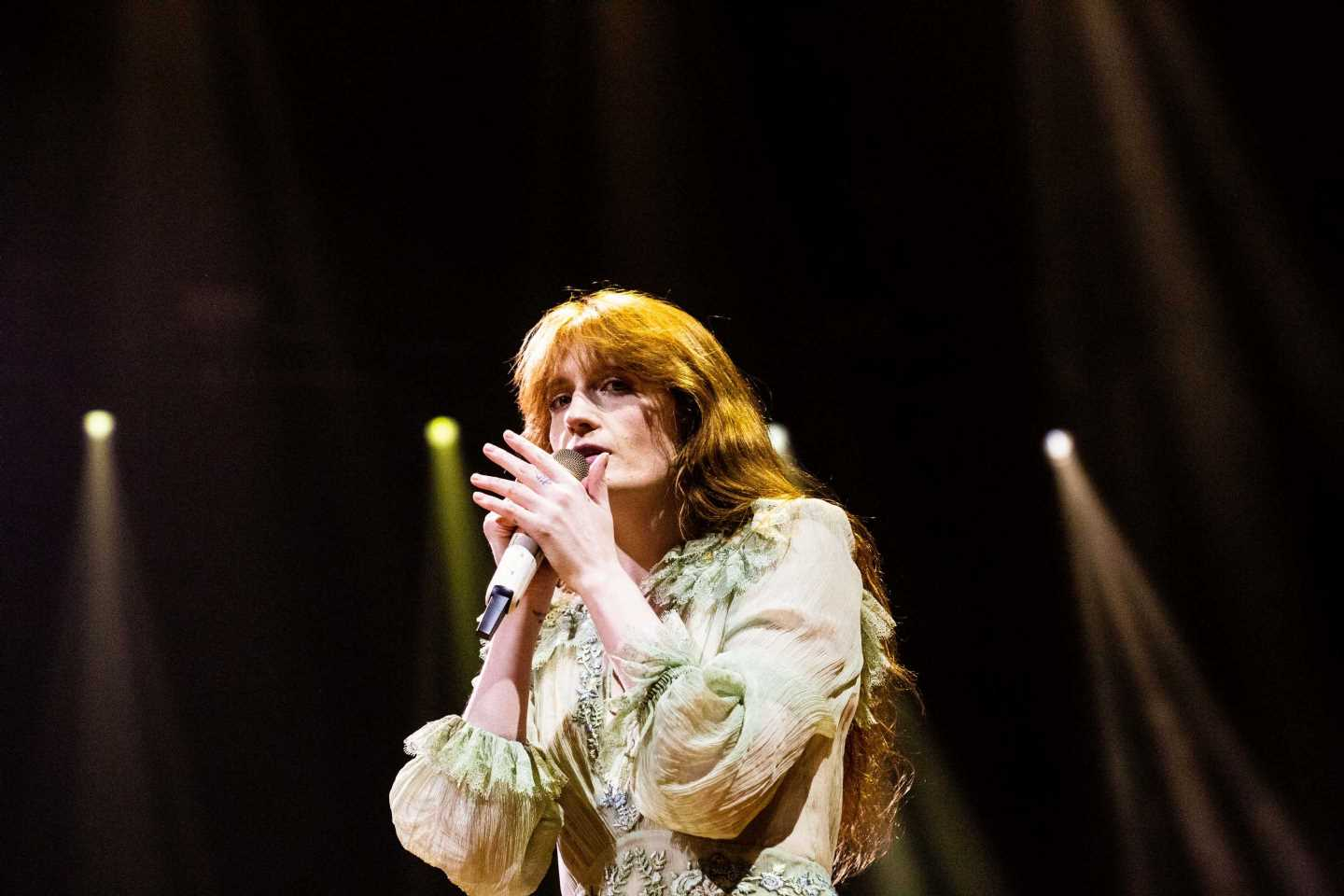 Florence and the Machine Detail 'Lungs' 10th Anniversary Box Set