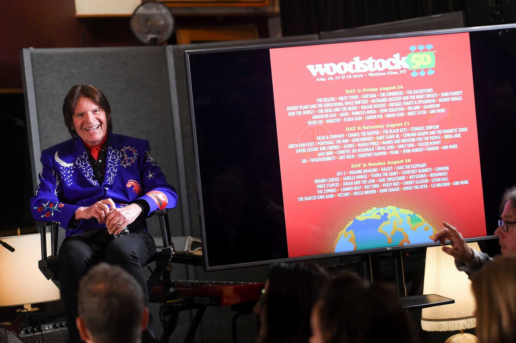 Woodstock 50 Denied Permit For New Proposed Location