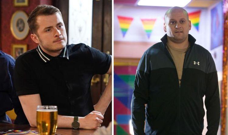 EastEnders spoilers: Ben Mitchell in danger as Stuart Highway discovers secret affair?