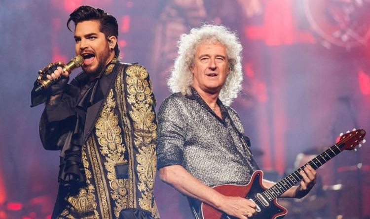 Queen Rhapsody Tour SETLIST: What songs do Brian May, Roger Taylor and Adam Lambert sing?