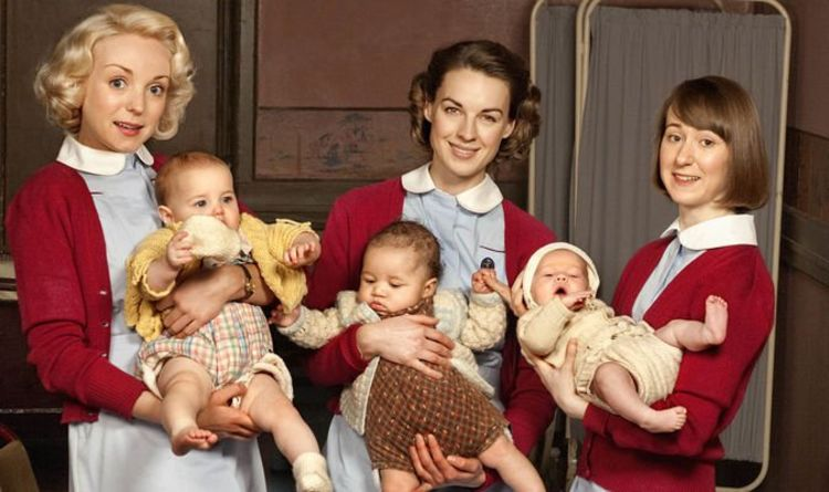 Call The Midwife: Jessica Raine reveals having babies is her 'incredible joy'