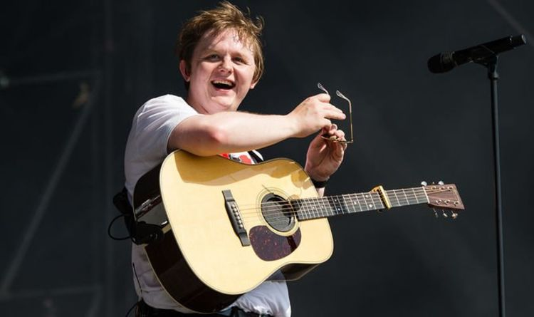 Lewis Capaldi Kew The Music review: The 'Scottish Beyonce' is all charm and choons