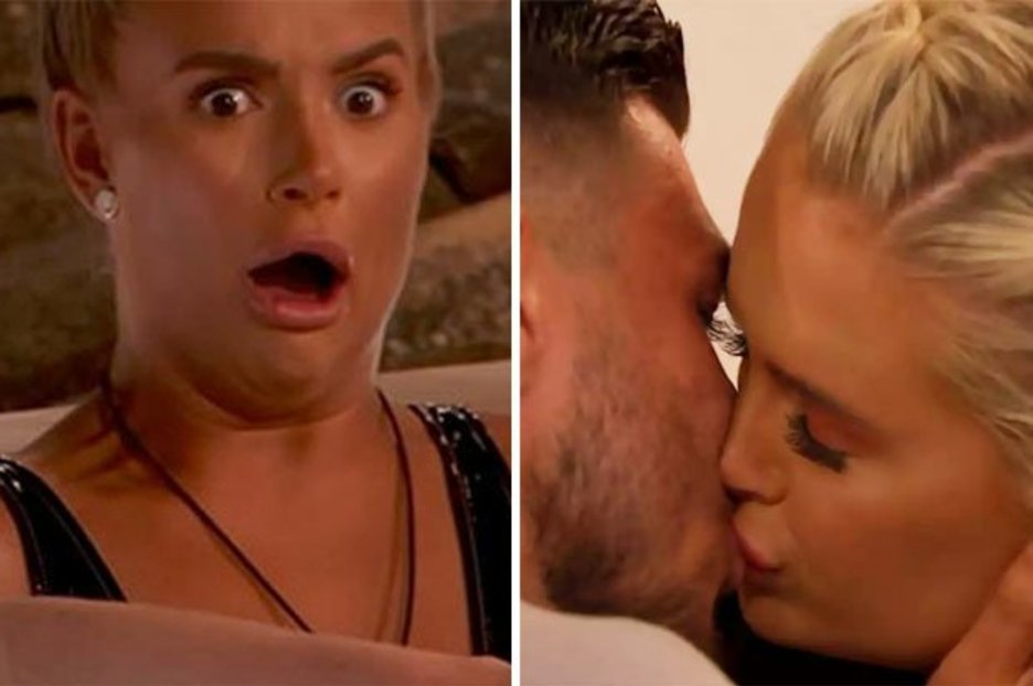 Love Island Hideaway has been getting more action than viewers have seen