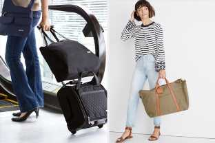 17 Travel Bags That Aren't Cumbersome