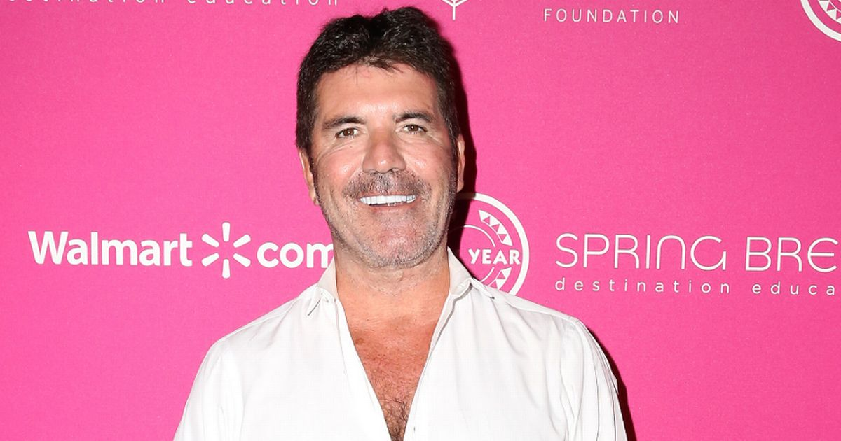 Simon Cowell is secretly ripped after gruelling work-outs gave him buff new body