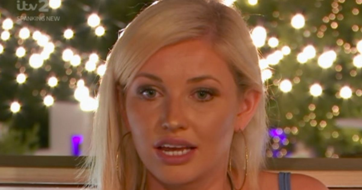 Love Island's Amy Hart says stars are refusing to have sex in the villa