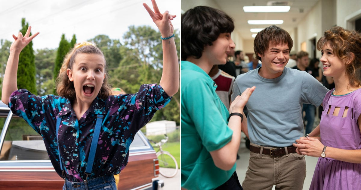 Stranger Things: 27 Behind-the-Scenes Photos From the New Season That Will Flay Your Mind