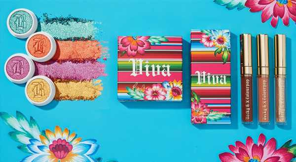 Where To Get The ColourPop x Becky G Viva Collection For Summer's Best Bold Eyes & Nude Lips