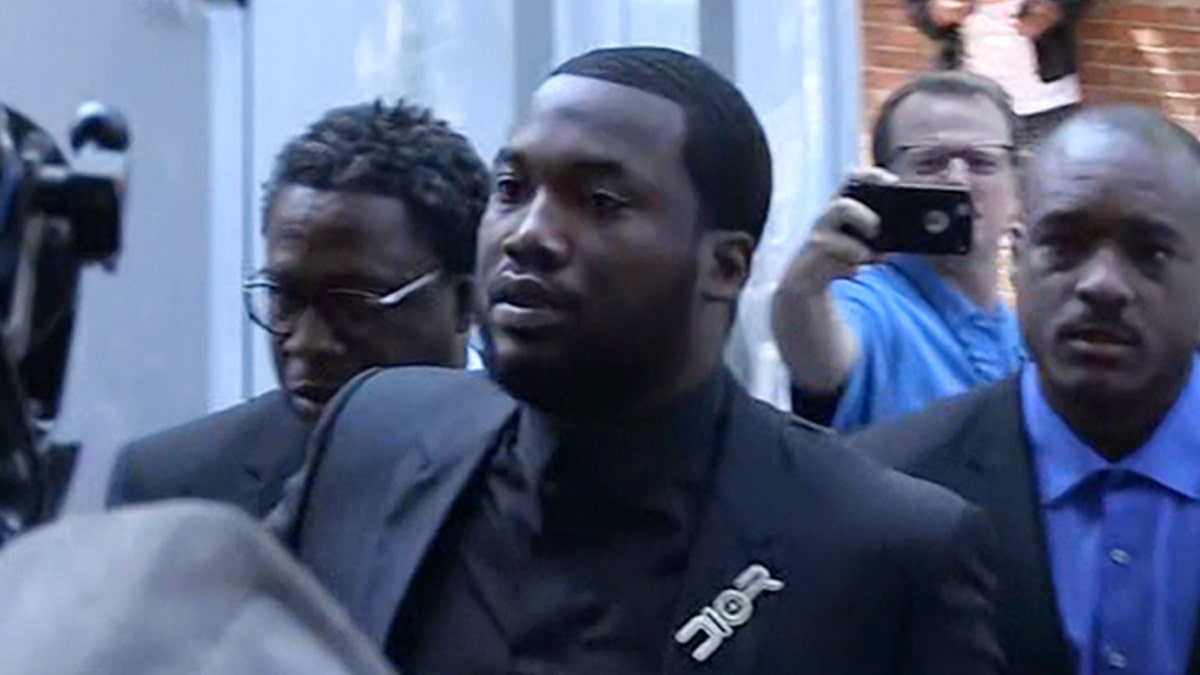 Meek Mill Back in Court to Get 2008 Conviction Overturned