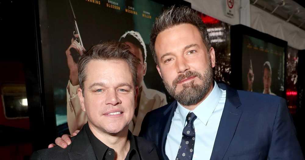 Ben Affleck and Matt Damon Reteaming, 21 Years After 'Good Will Hunting'