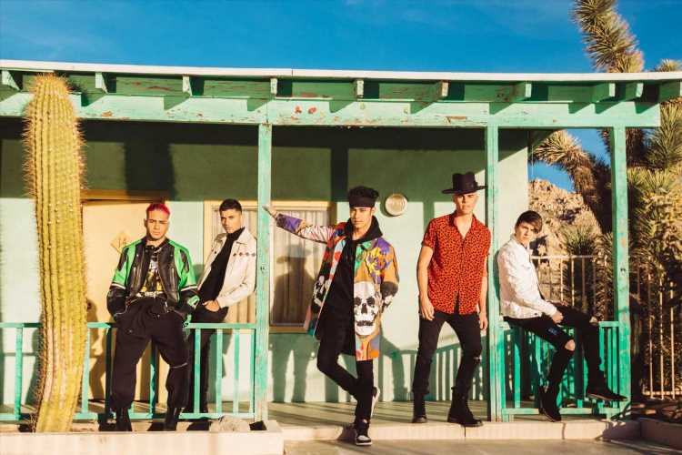 CNCO Are Latin Pop's Answer to a New Generation of Boy Bands