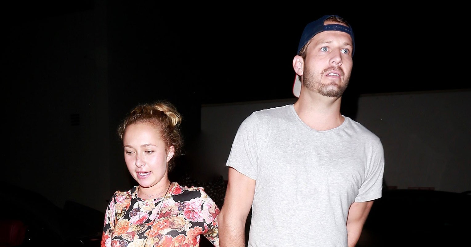 Hayden Panettiere's BF Brian Hickerson's Domestic Violence Charge Sticks