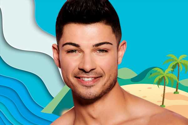 How old is Love Island's Anton Danyluk? Meet the Scottish gym owner coupled up with Belle Hassan