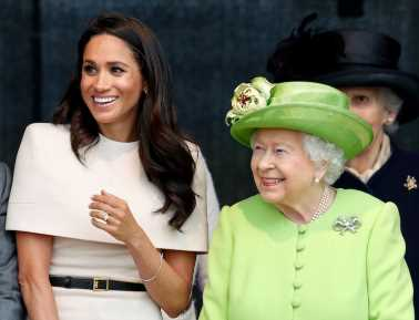 This Is One Major Lifestyle Choice Queen Elizabeth and Meghan Markle Agree on