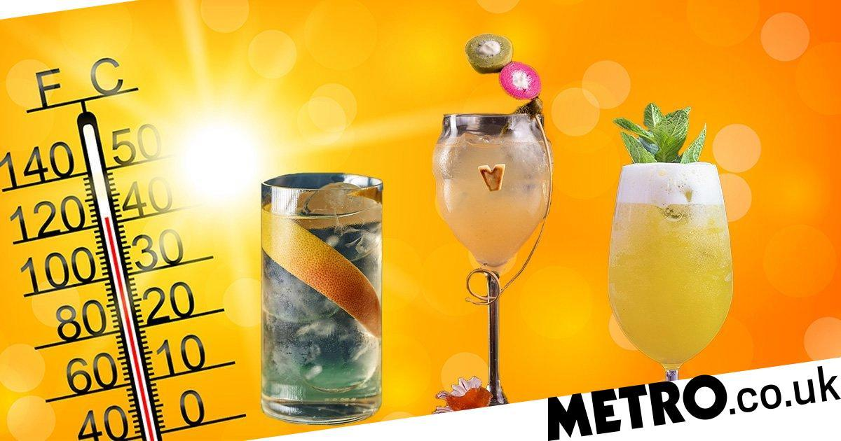 The heatwave cocktail guide: London bartenders advise what to drink