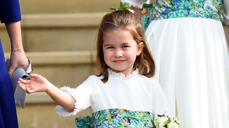 Princess Charlotte Looks Exactly Like Young Queen Elizabeth