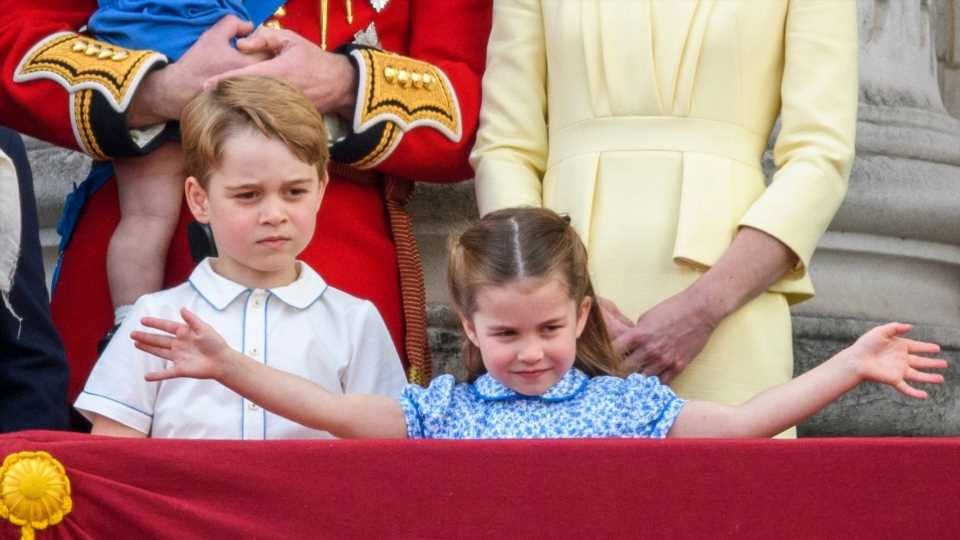It's Official: The Young Royal Cousins Are #SquadGoals