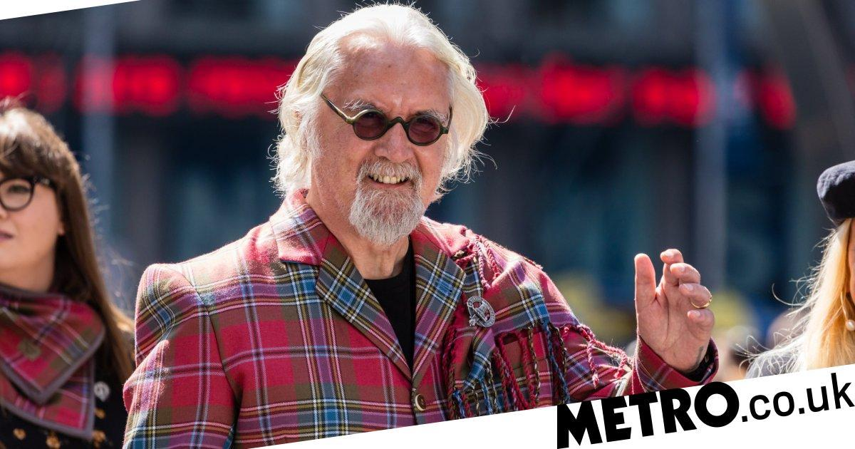 Billy Connolly 'to return to TV with US adventure' despite Parkinson's diagnosis