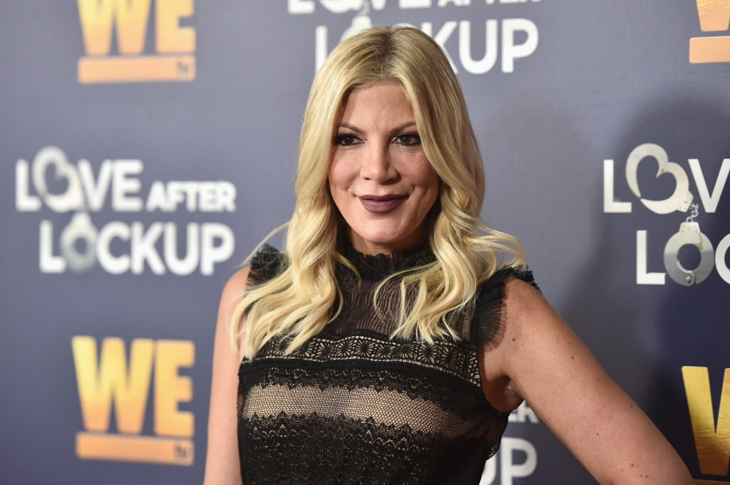 """Tori Spelling: '90210' Reboot Provides Cast This """"Rare"""" Privilege"""