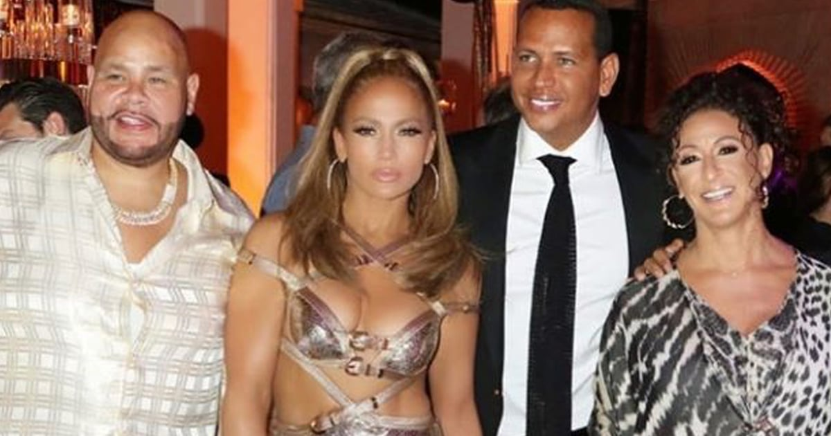 Jennifer Lopez's 50th Birthday Was Full of Singing, Dancing, and a Fireworks Show
