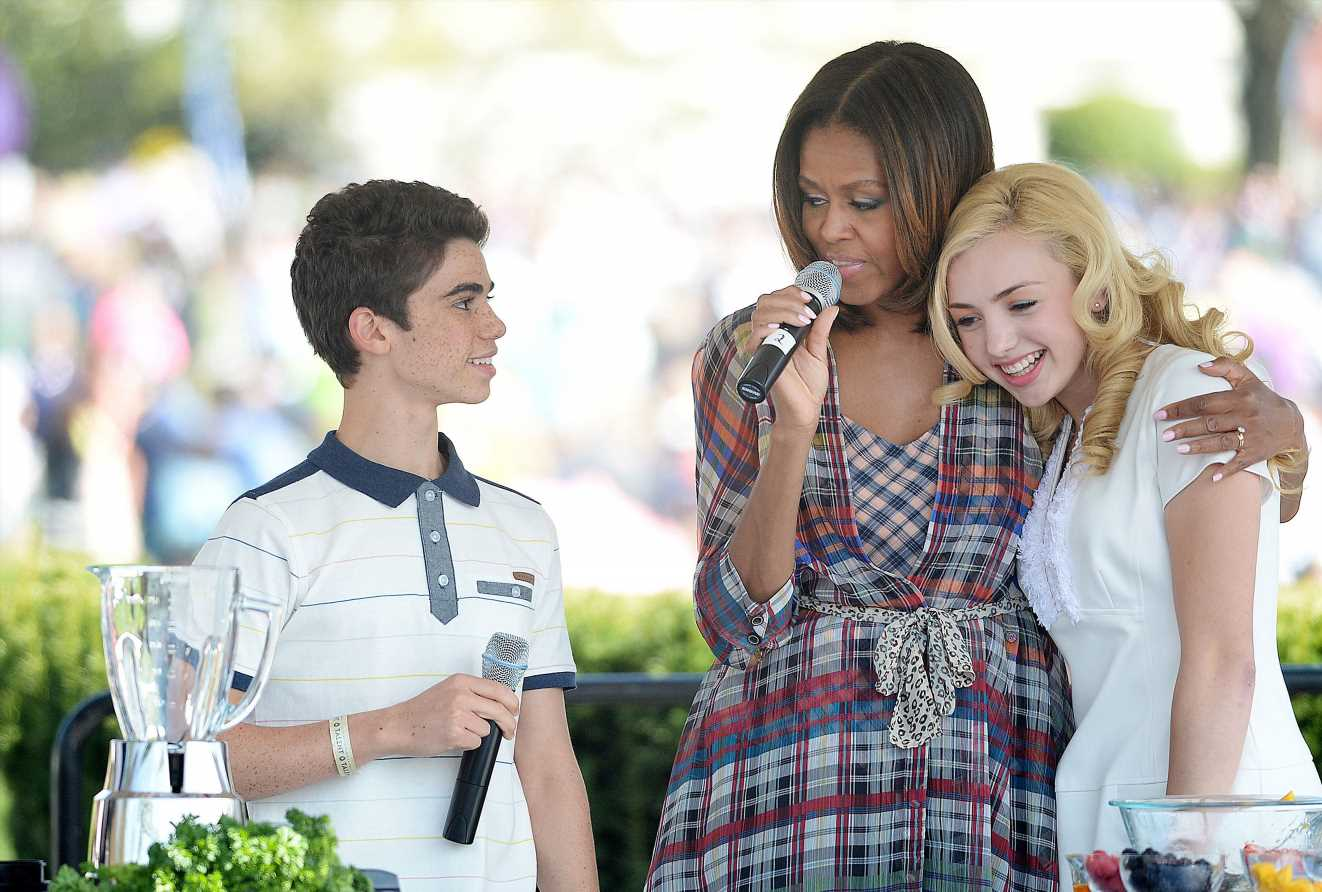 Michelle Obama Pays Tribute to Late Disney Star Cameron Boyce: He Had an 'Incredible Heart'