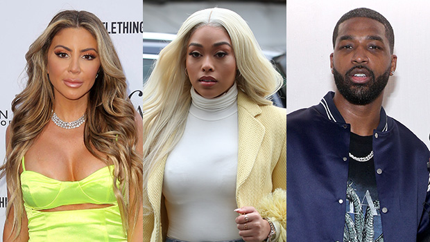 Larsa Pippen Claims There Were 'Other Situations' With Jordyn Woods & Tristan Thompson Before Scandal