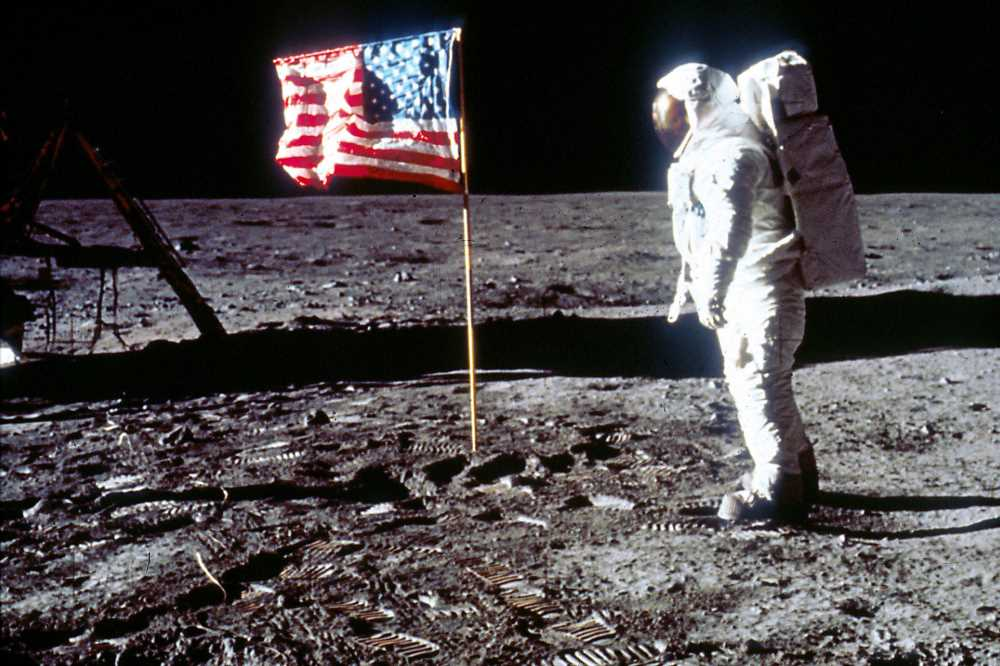 Apollo 11 moon landing tapes sell at Sotheby's for $1.8 million