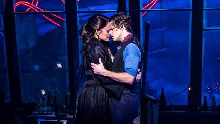 See What 'Moulin Rouge' on Broadway Looks Like with These Production Photos!