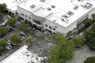 Multiple People Were Injured In A Suspected Gas Explosion At A Florida Shopping Center