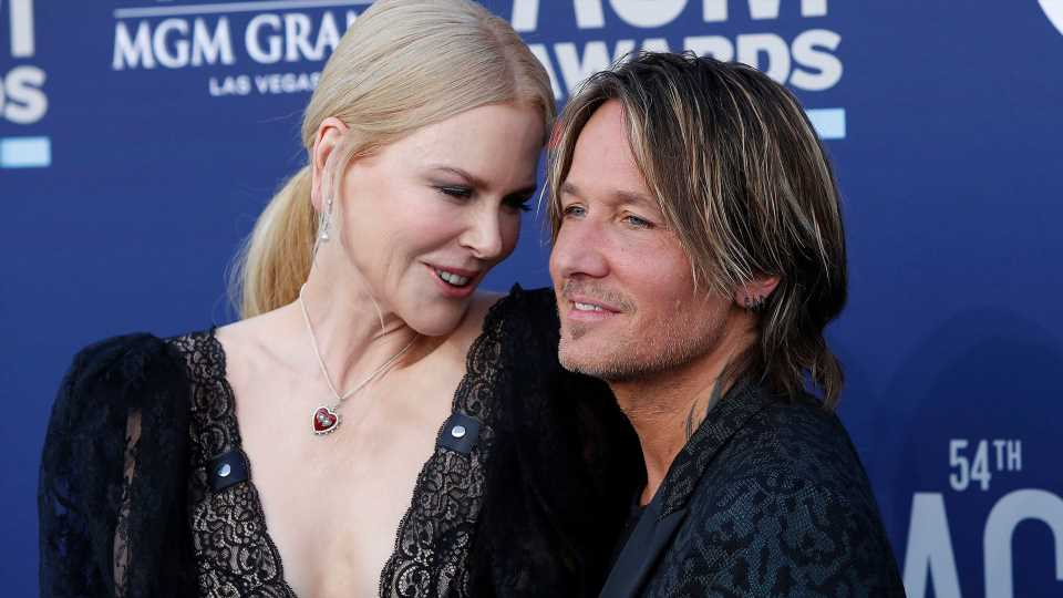 Nicole Kidman Had the Best Response to Keith Urban's Song About Their Sex Life