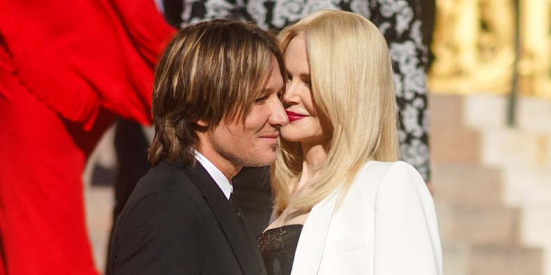 Nicole Kidman Is a Little Embarrassed About These Keith Urban Lyrics