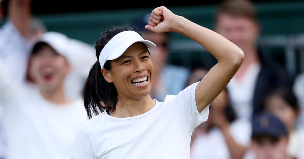 Hsieh Su-wei Is a Lock No One Can Quite Pick