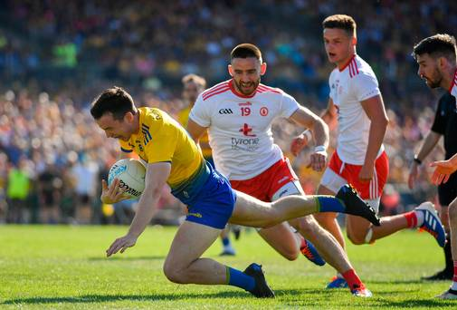 Tyrone on course for All-Ireland semi-final after Super 8s win over Roscommon