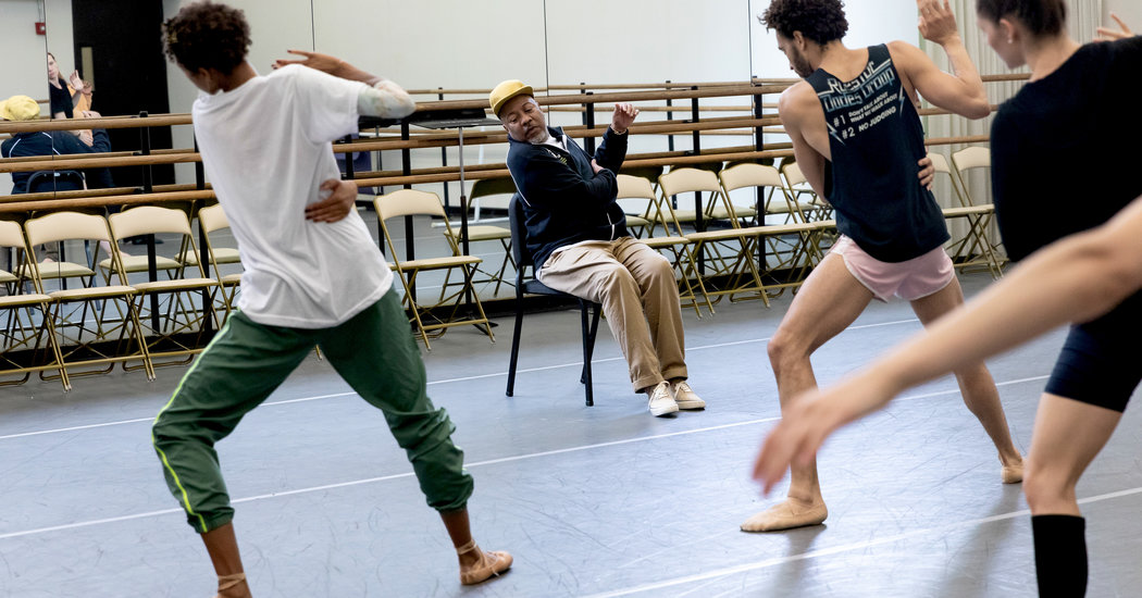 Alonzo King and Jason Moran Create a Dialogue of Movement and Music