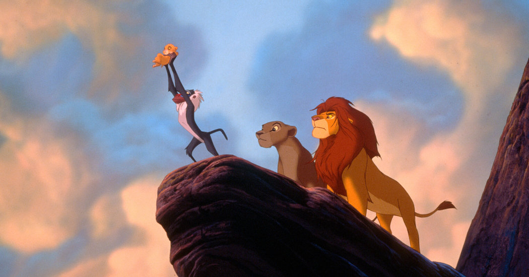 What Disney Risked to Make 'The Lion King' in 1994
