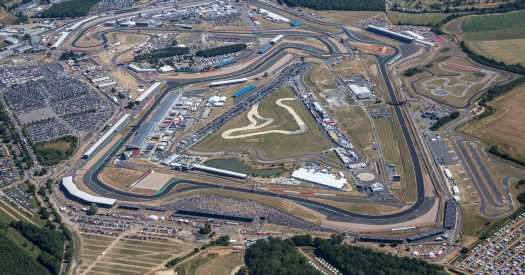 Formula One Agrees to Keep the British Grand Prix at Silverstone