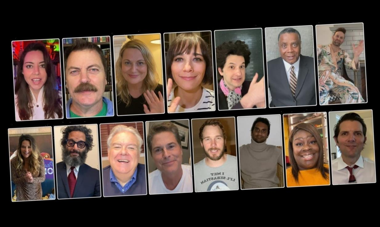 'Parks and Recreation': Jim O'Heir on the 'Great' COVID Reunion and 'All It Takes' To Bring the Cast Together
