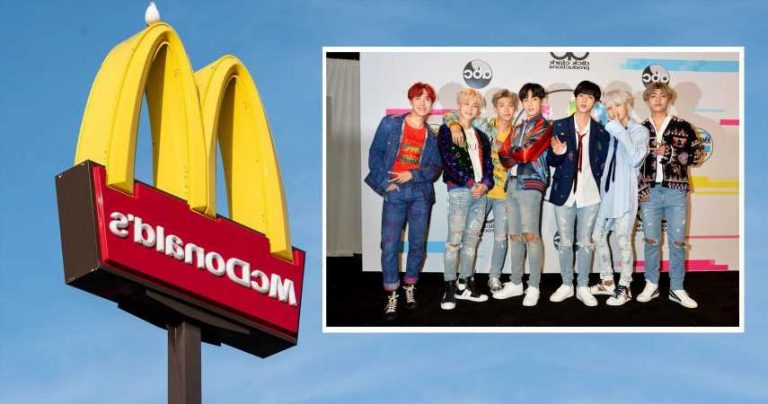 McDonald's Latest Celebrity Crossover: BTS Meal Coming In May